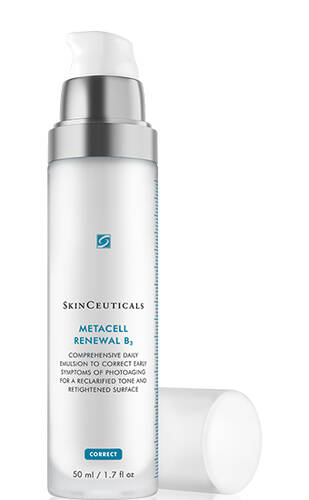 Niacinamida para la piel con tapa Metacell Renewal B3 de SkinCeuticals