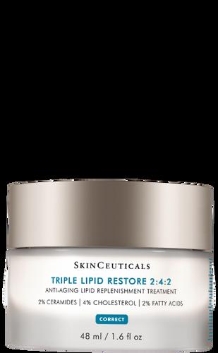 Crema rejuvenecedora Triple Lipid Restore 2:4:2 de SkinCeuticals