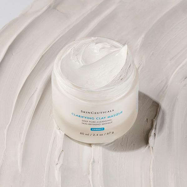 Clarifying Clay Masque para distintos tipos de piel?
