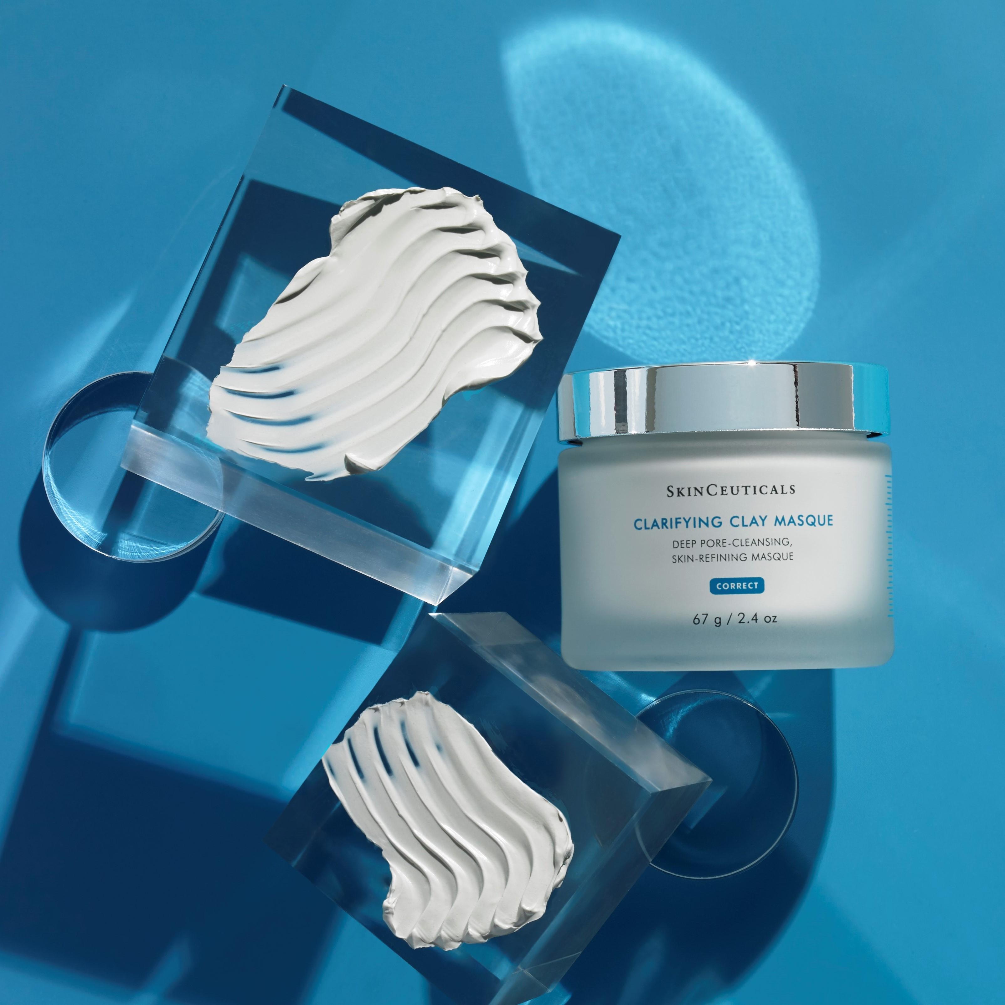 Mascarillas para piel grasa con Clarifying Clay Masque